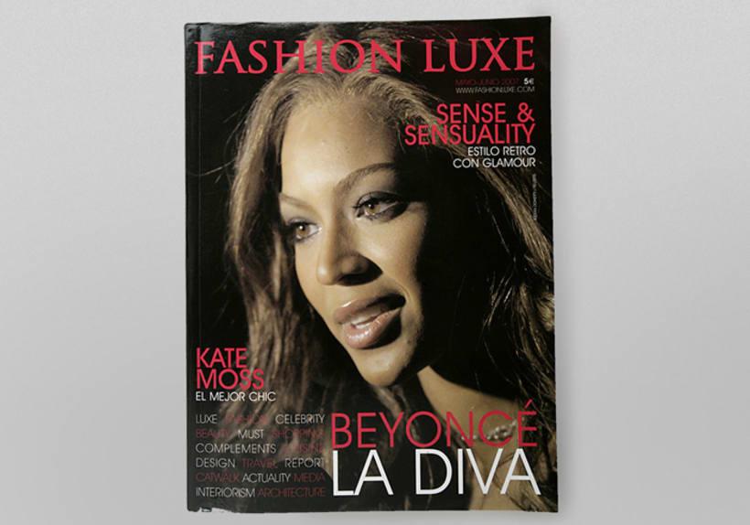 Fashion Luxe Magazine 1