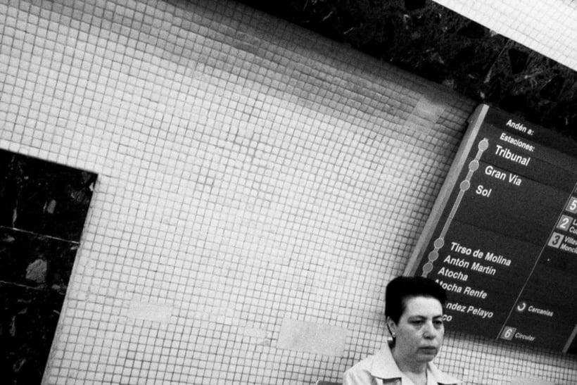 En el metro 2