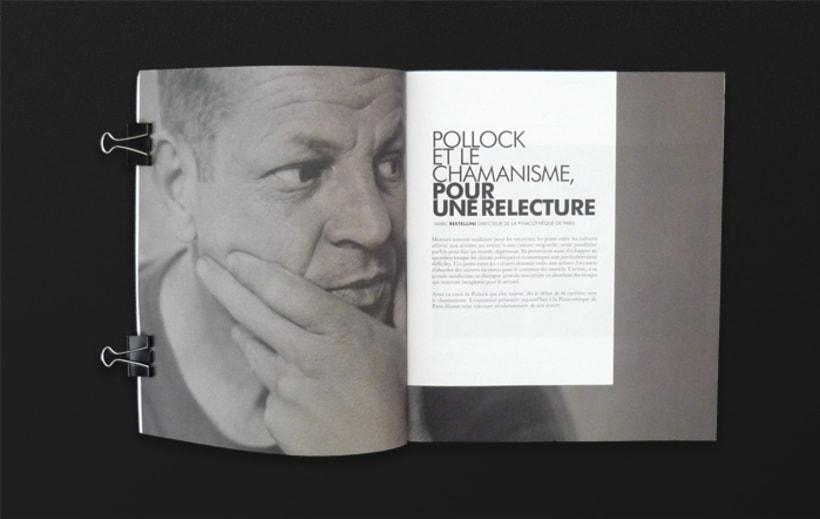 Pollock et le Chamanisme 1