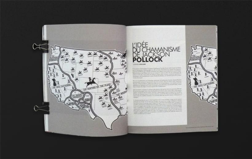 Pollock et le Chamanisme 5