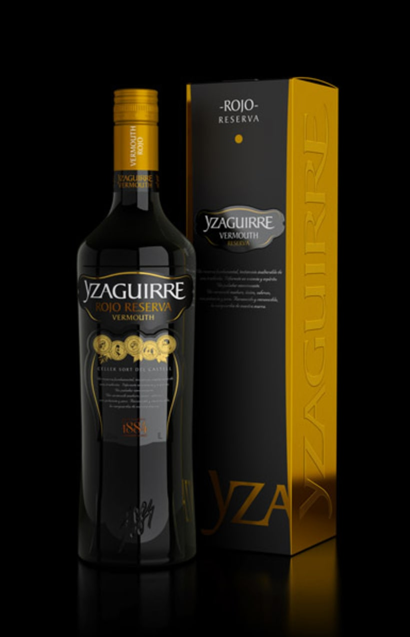 Vermouth Yzaguirre 2