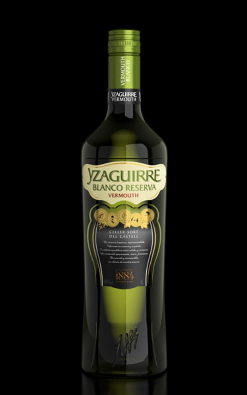 Vermouth Yzaguirre 3