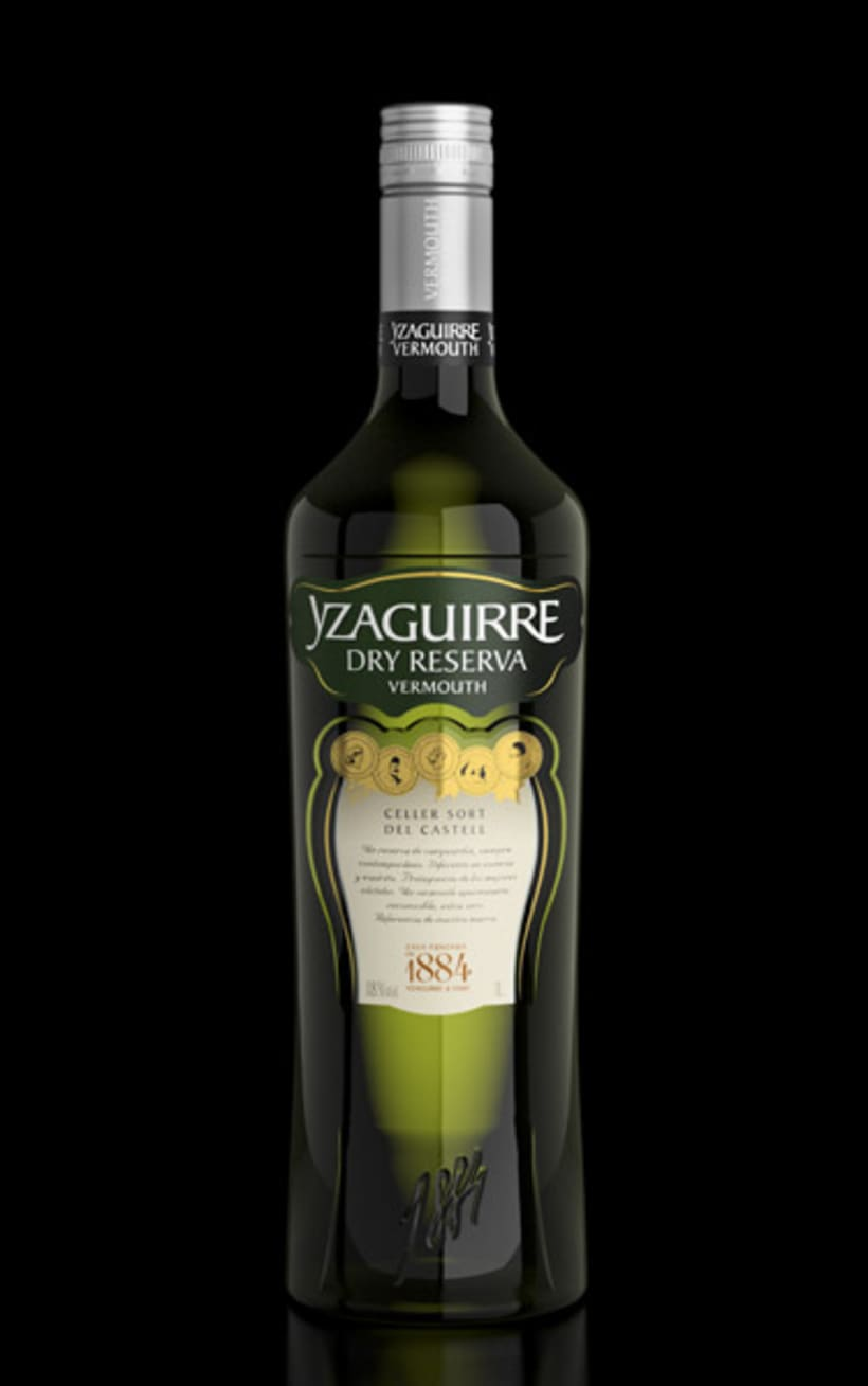 Vermouth Yzaguirre 4