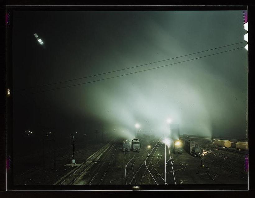 Night Train in 1943  1