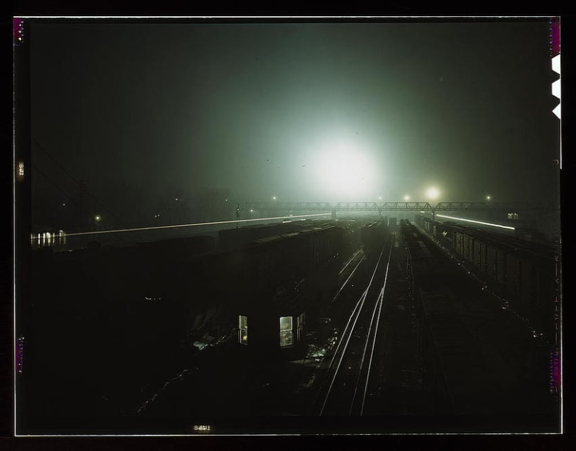 Night Train in 1943  2