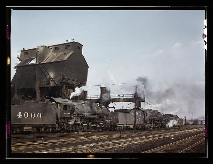 Railways 1940-1945 2