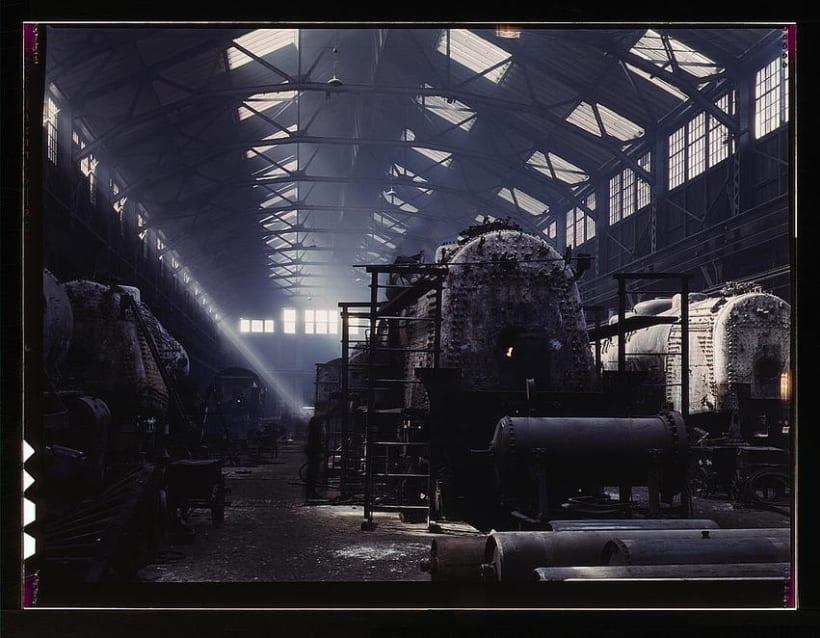 Railway Construction 1