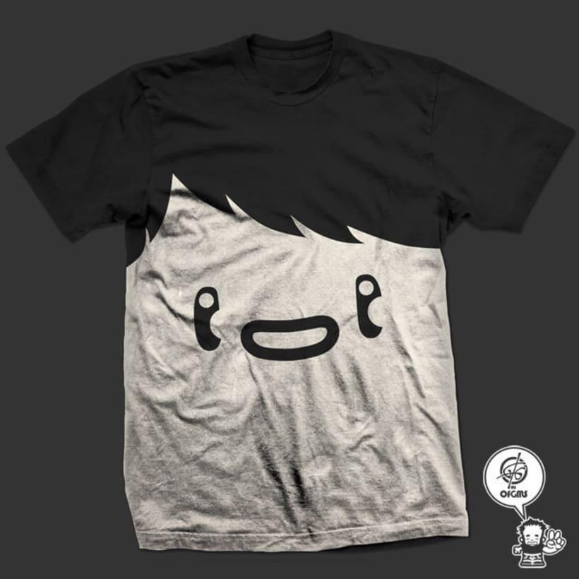 face teeshirt 1