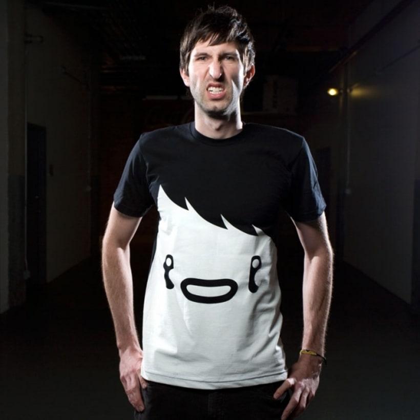 face teeshirt 3