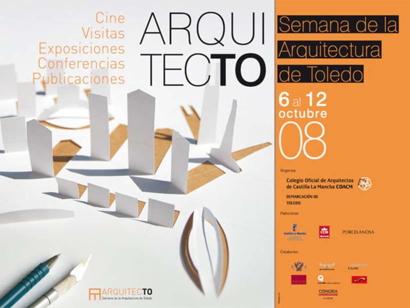Semana de la Arquitectura de Toledo 1