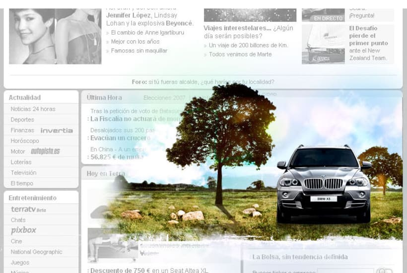 BMW X5 - Tú mueves 6