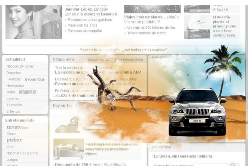 BMW X5 - Tú mueves 5