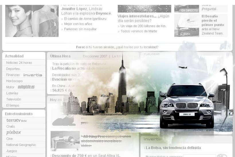 BMW X5 - Tú mueves 4