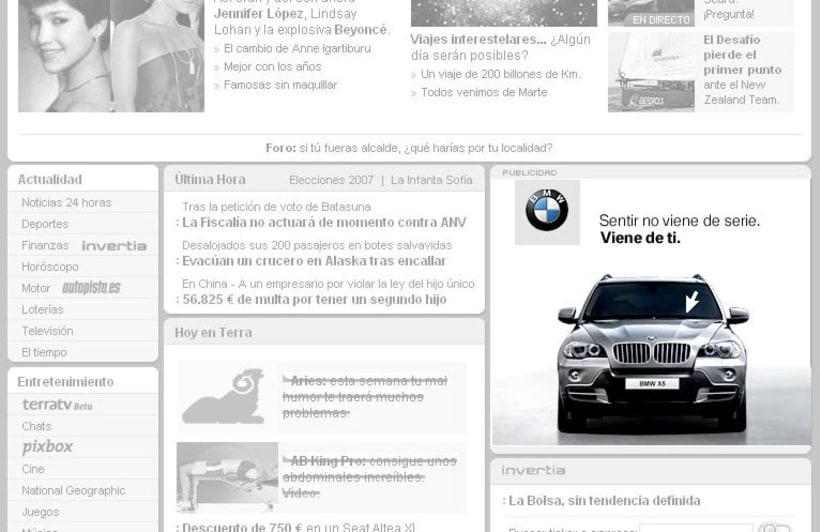 BMW X5 - Tú mueves 1