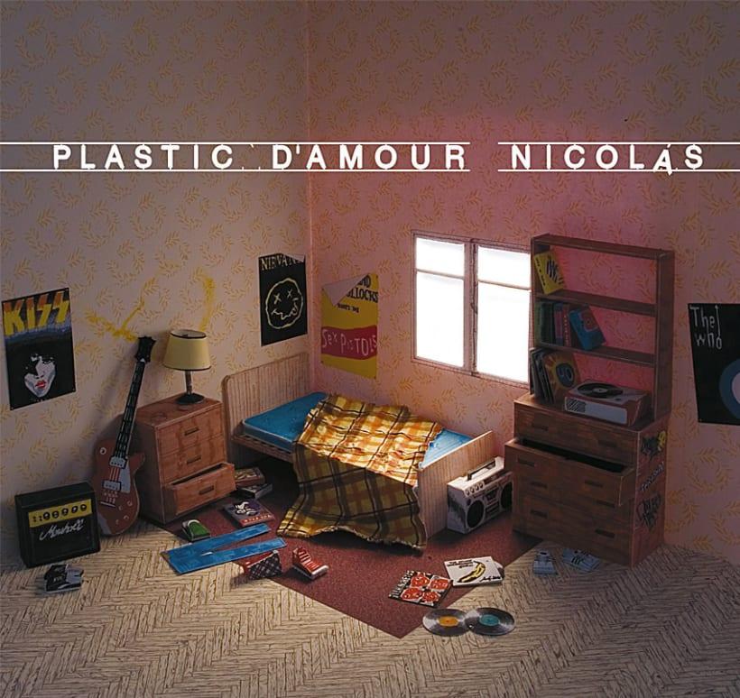 Plastic D'amour. Nicolás. 2