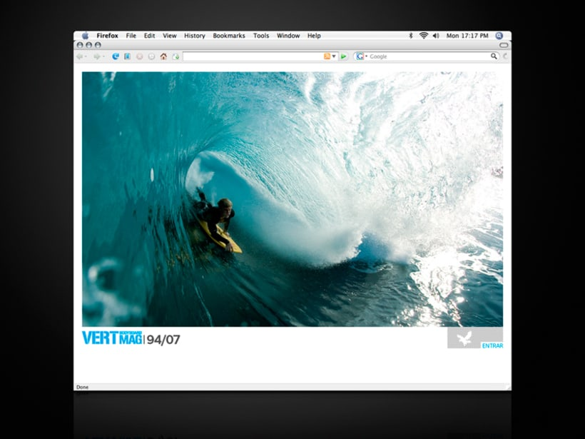 Vert Mag Website 2