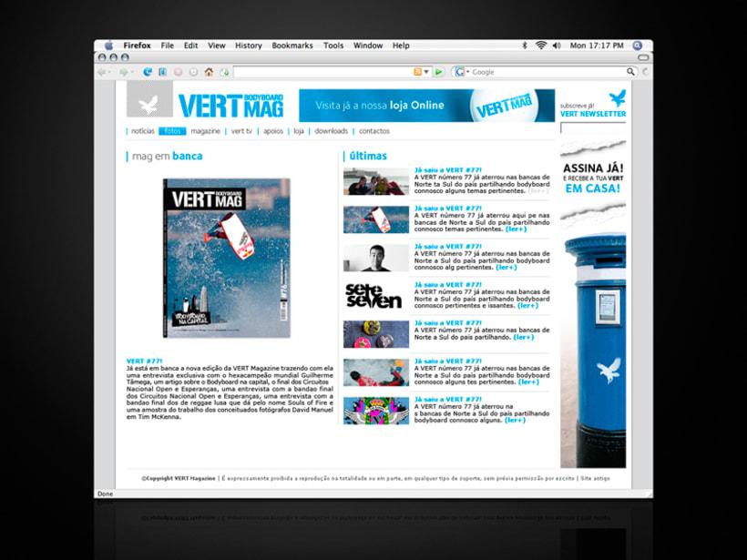 Vert Mag Website 3