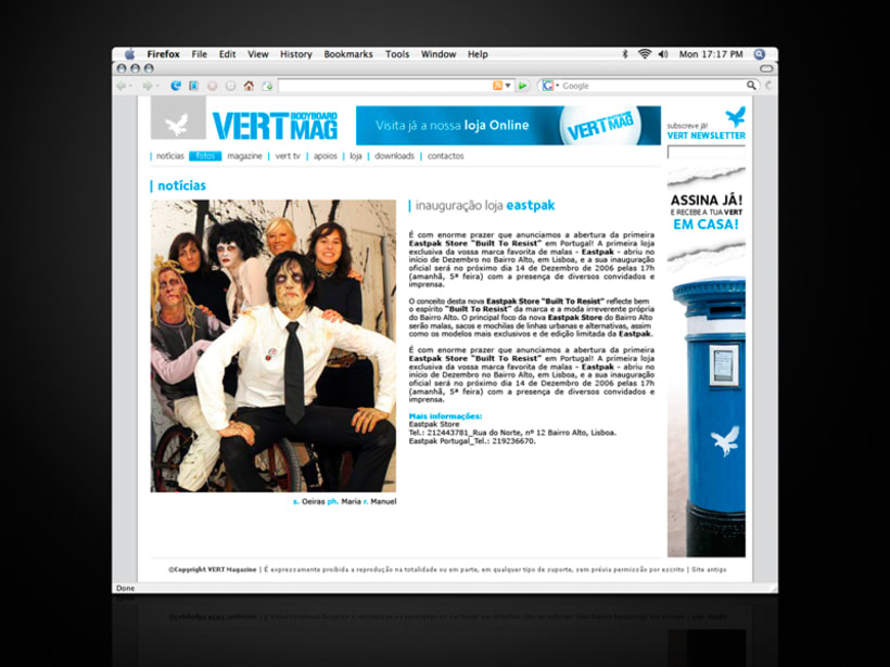 Vert Mag Website 4