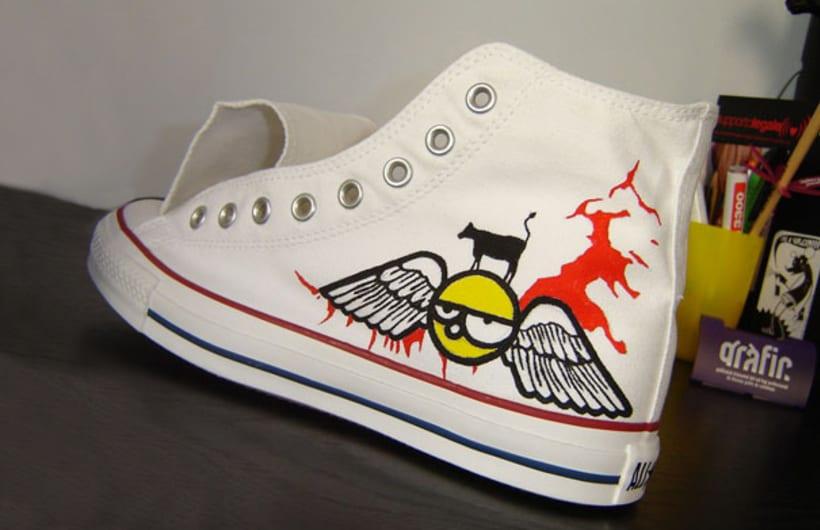 Custom shoes 9