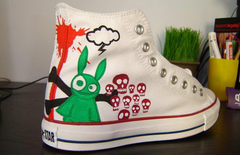 Custom shoes 8