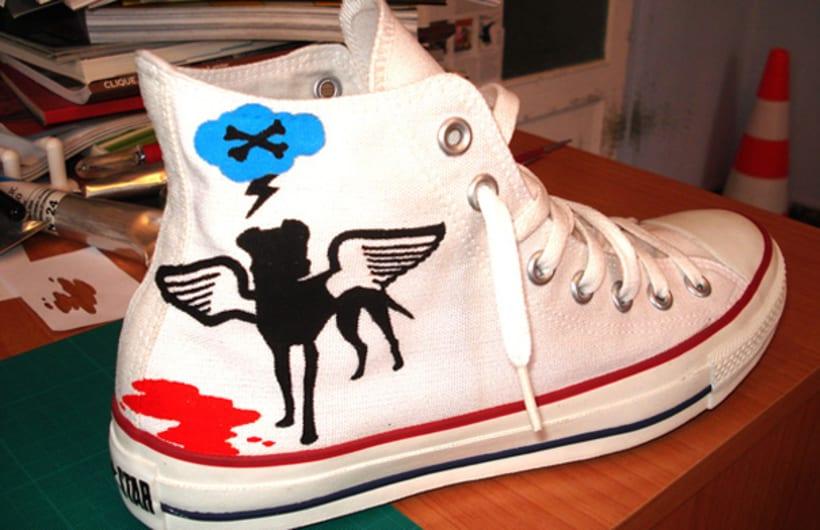 Custom shoes 7