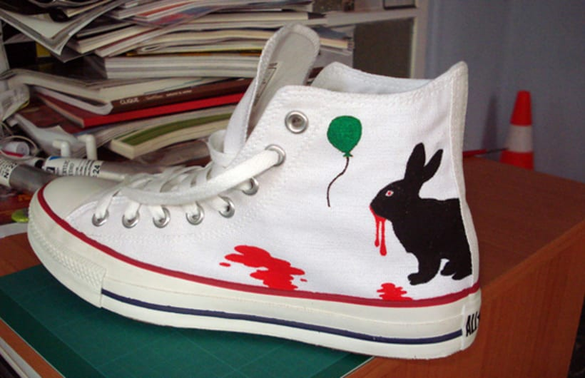 Custom shoes 6