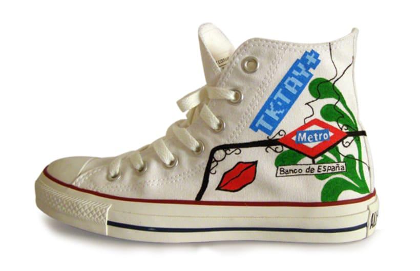 Custom shoes 2