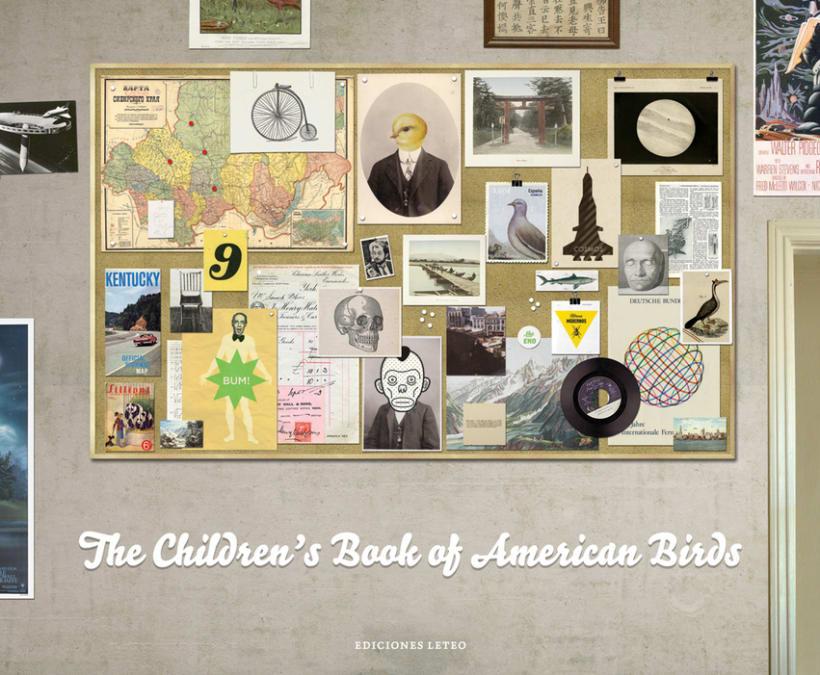 The Children's Book of American Birds 1