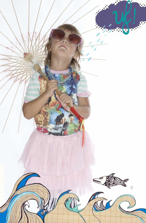 Ilustraciones para moda infantil 3