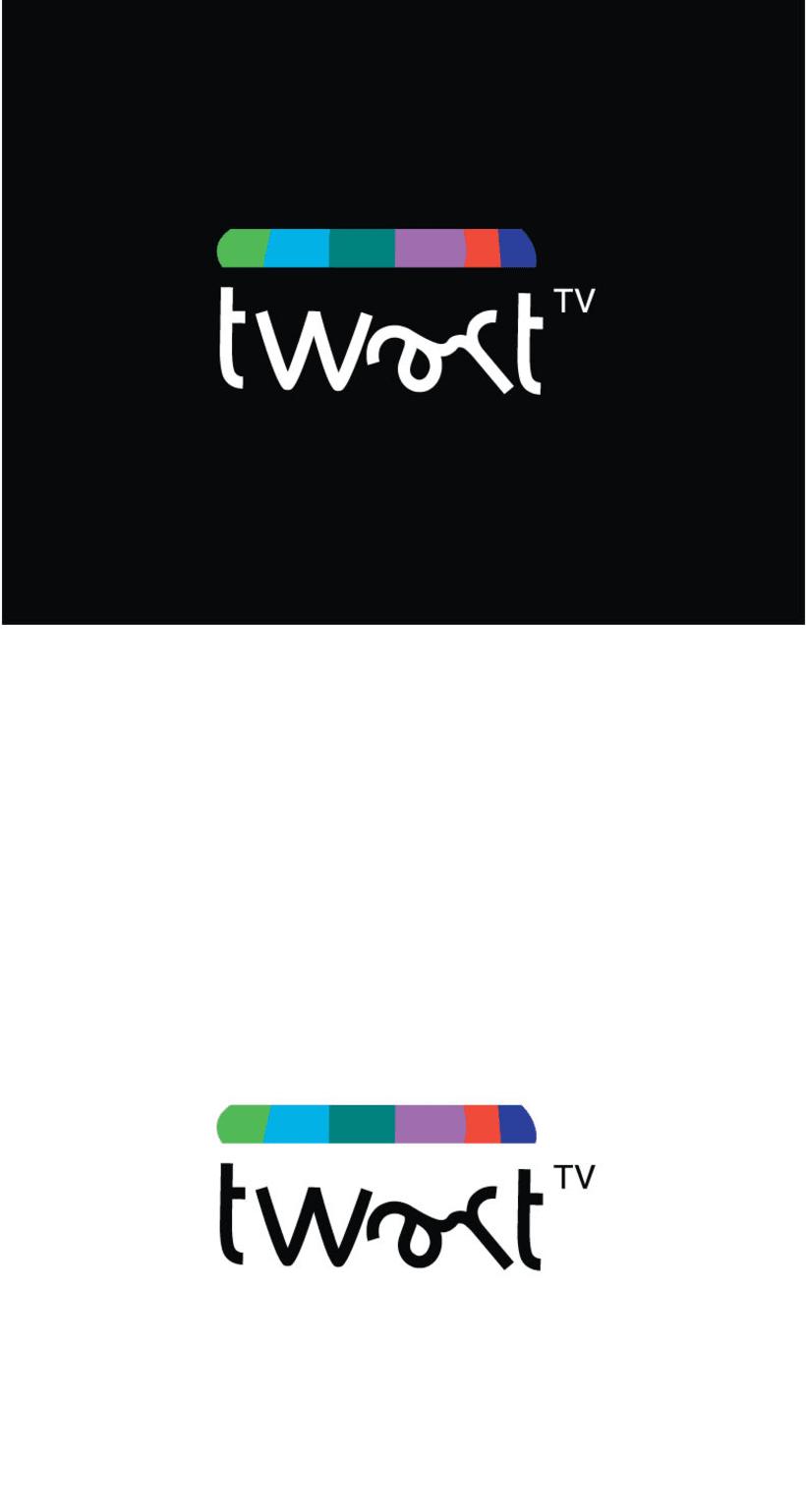 Identidad Corpotativa para Twart Tv 1