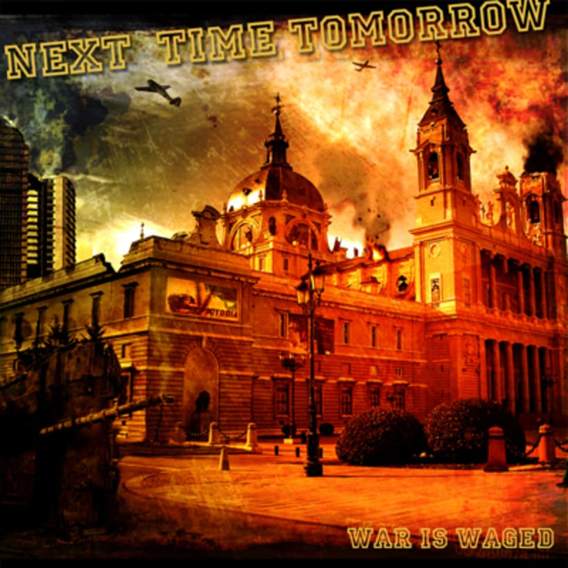 Next Time Tomorrow cover 1