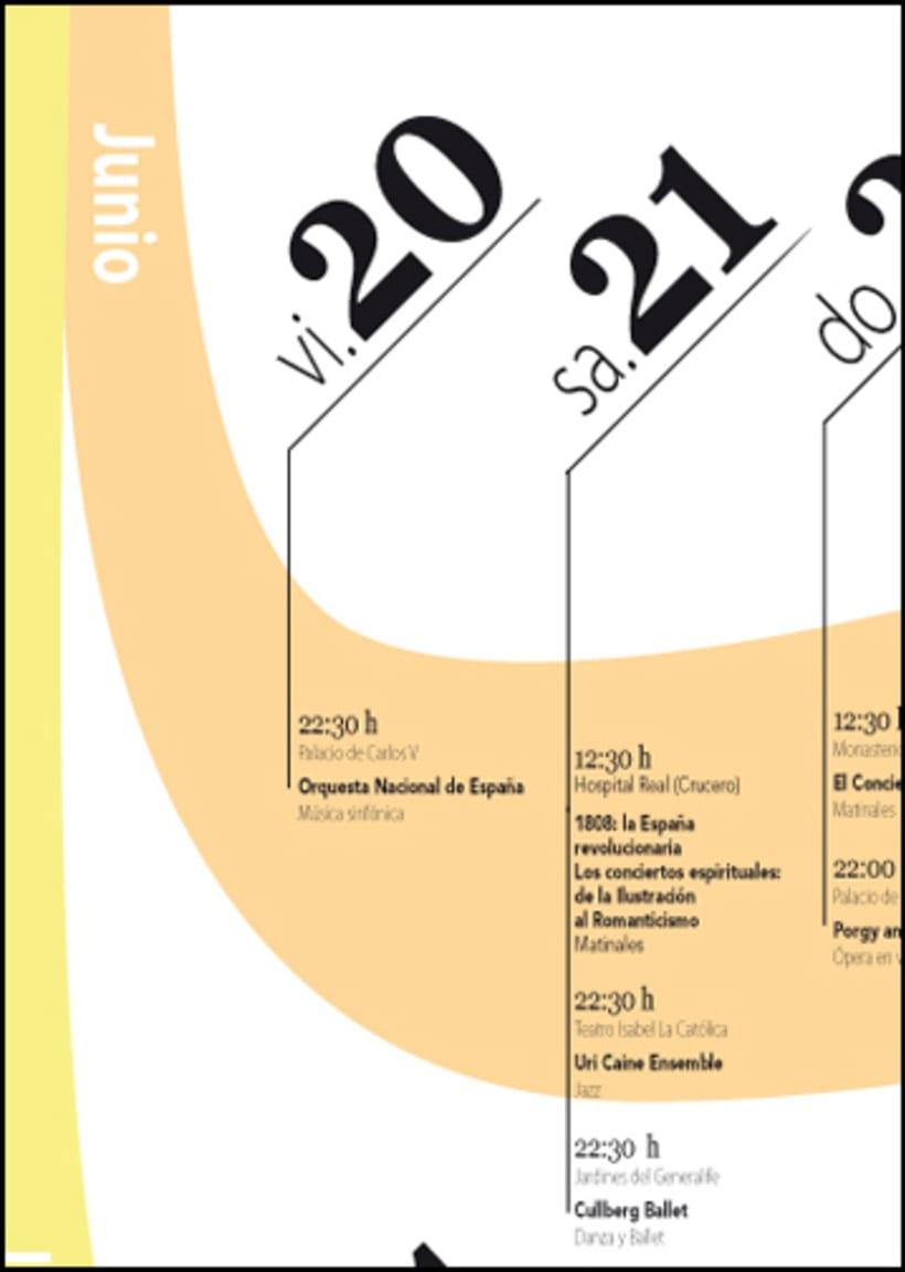 Cartel 57 Festival de Música y Danza de Granada 4