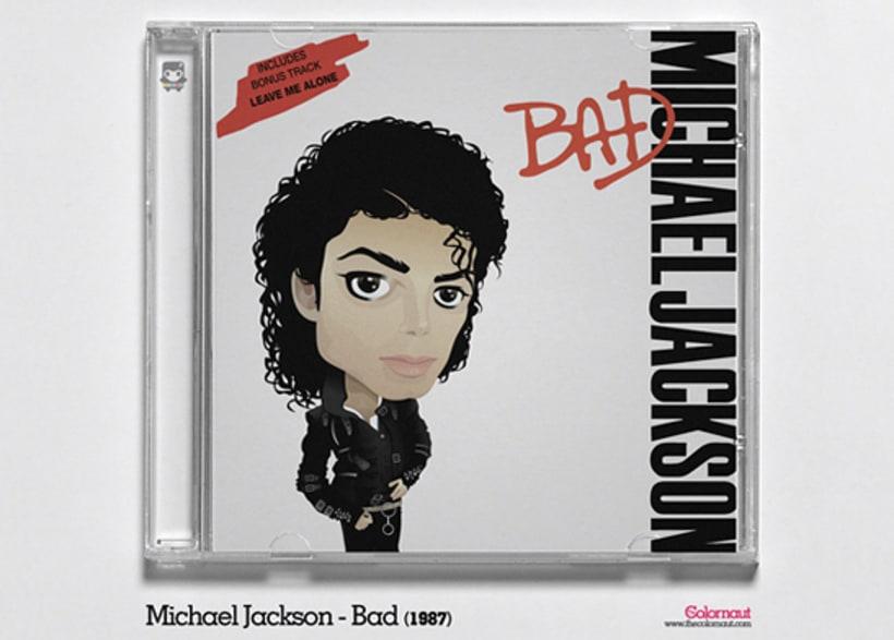 CD Cover Artwork Tribute 2