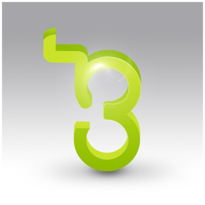 Logo '3 1