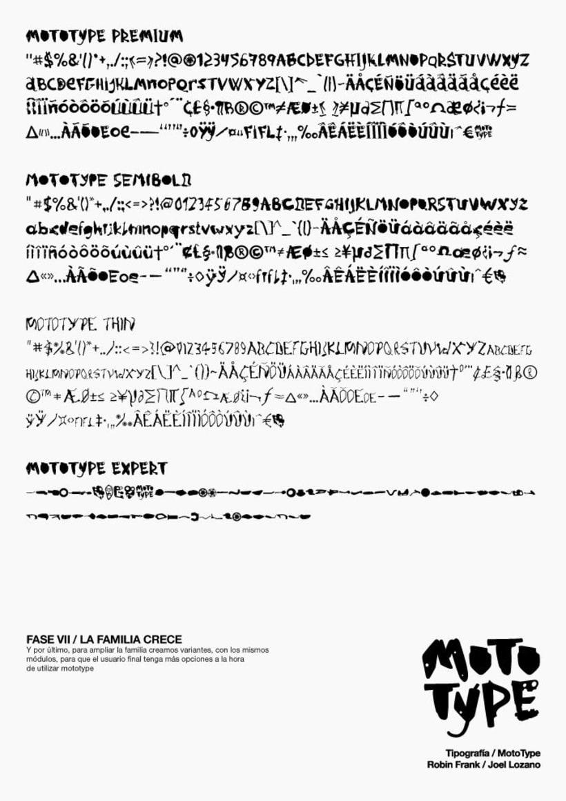 Mototype 8