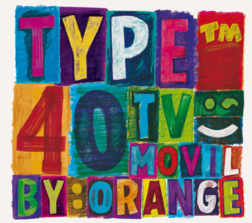 40tv Móvil Type by Orange 1