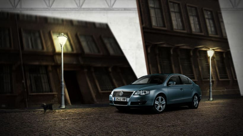 Volkswagen con el cine 5