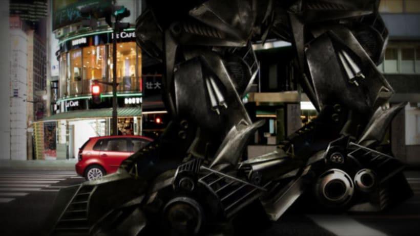 Volkswagen con el cine 6