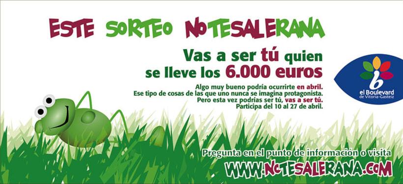 No te sale rana El boulevard de Vitoria Gasteiz 3
