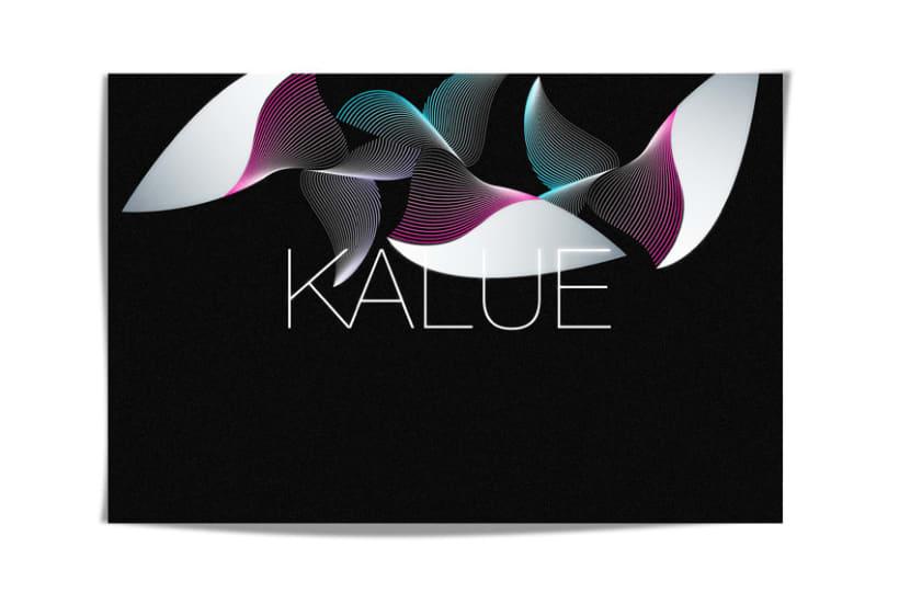 Logotipo Kalue 2