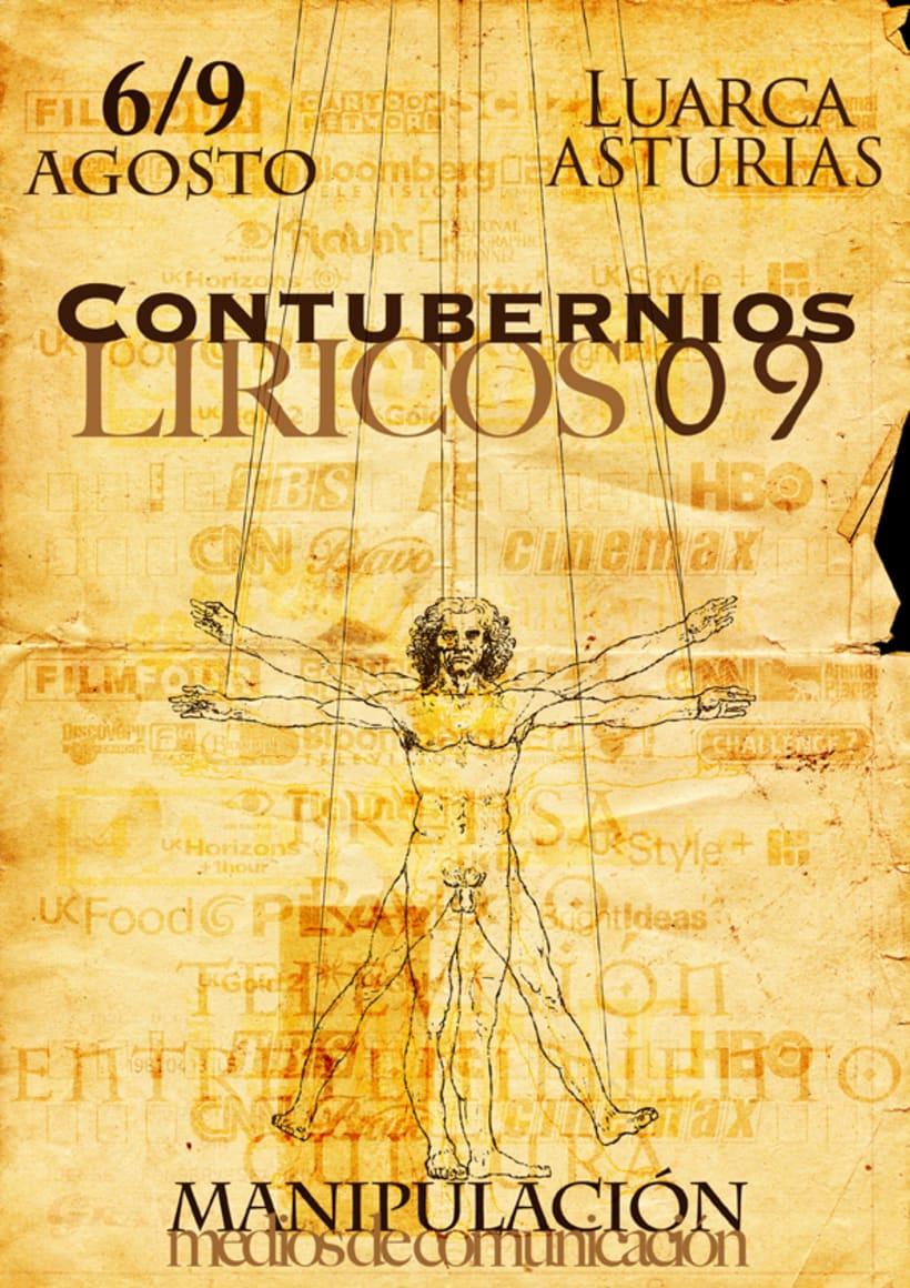 Contubernios Líricos 09 10