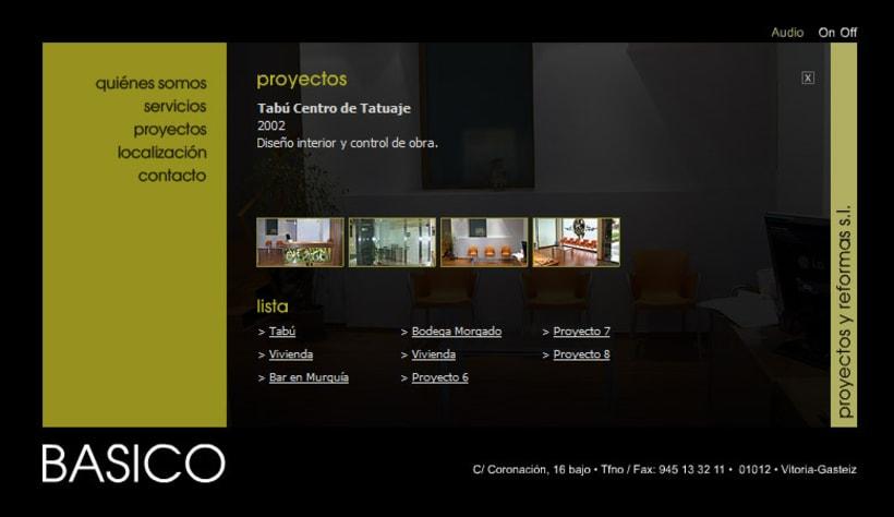 BASICO web 4