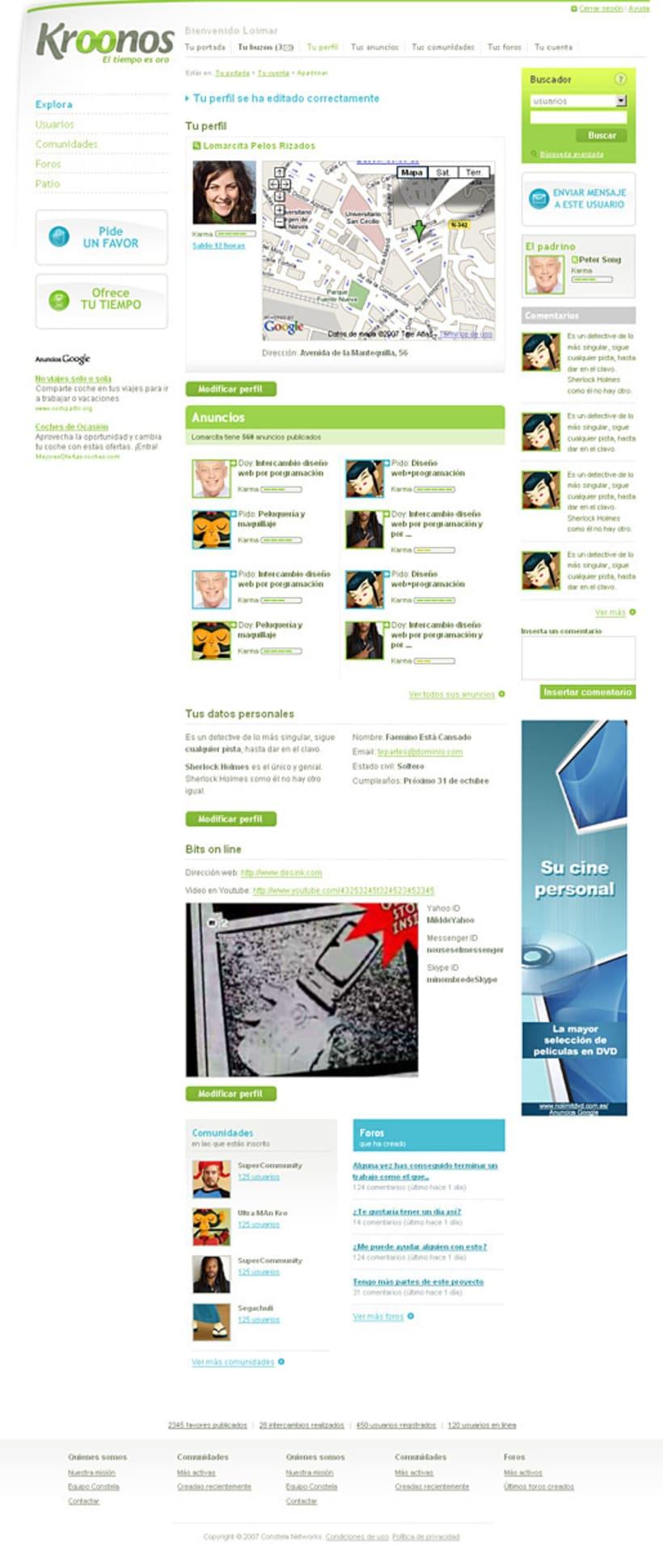 Diseño Web 2.0 + Maquetación XHTML+CSS 2