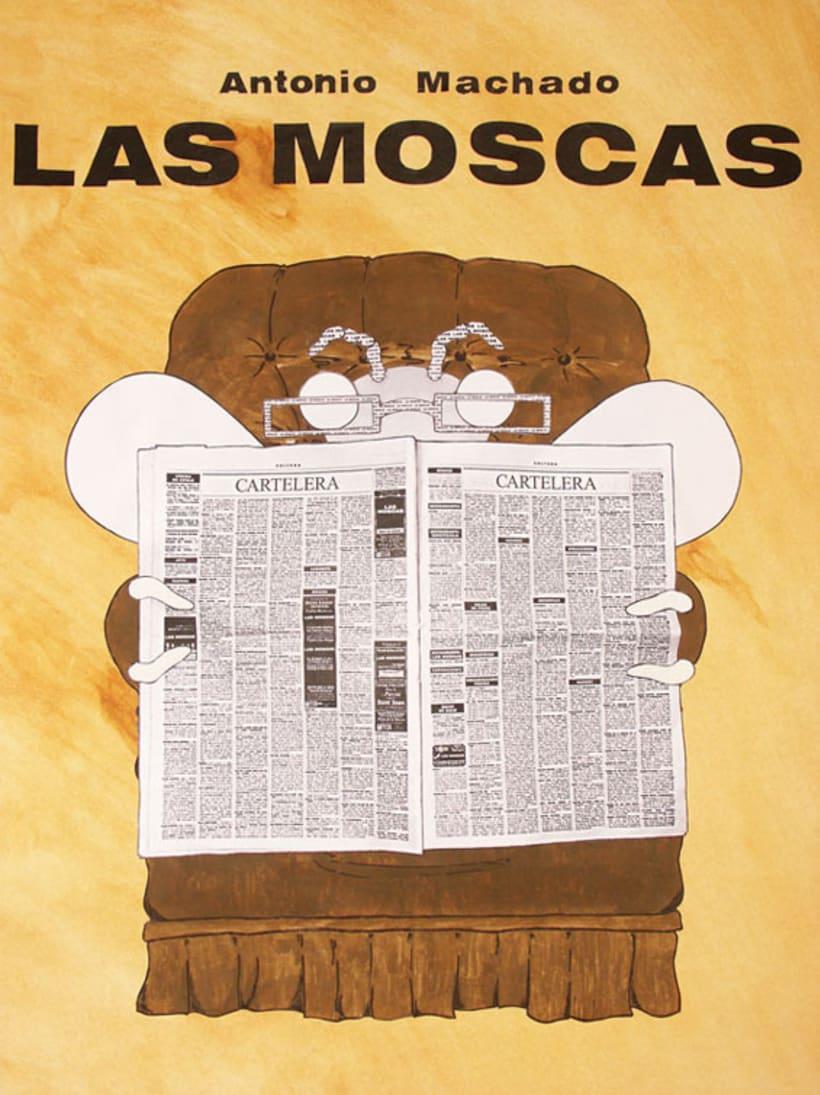 Las Moscas 1