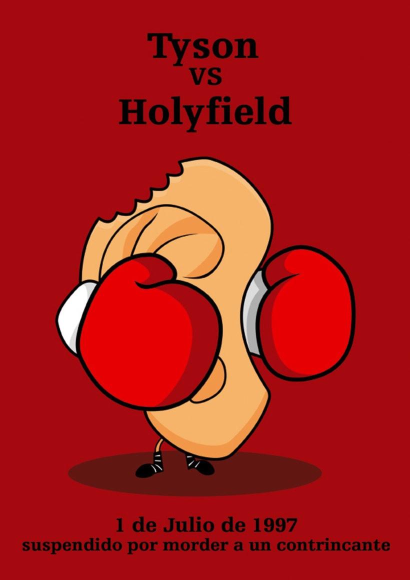 Tyson Vs Holyfield 1