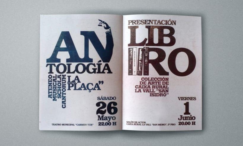 Programa de actos San Isidro 2007 6