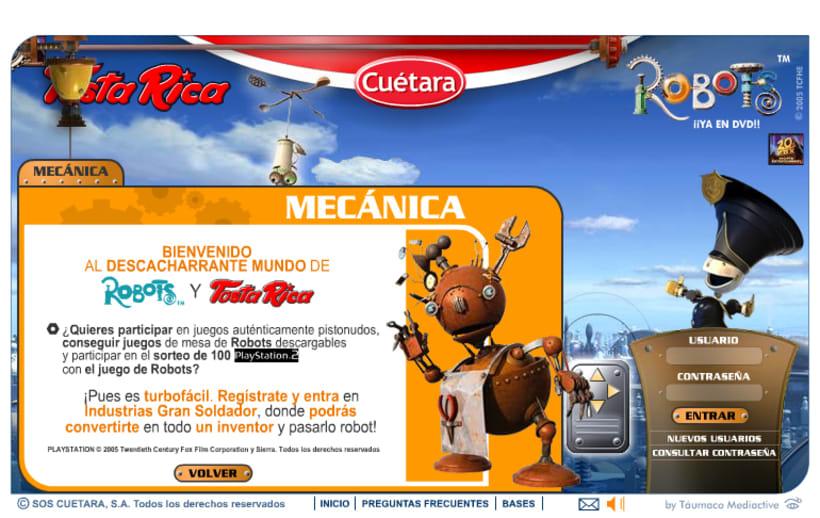 Tosta Rica  3