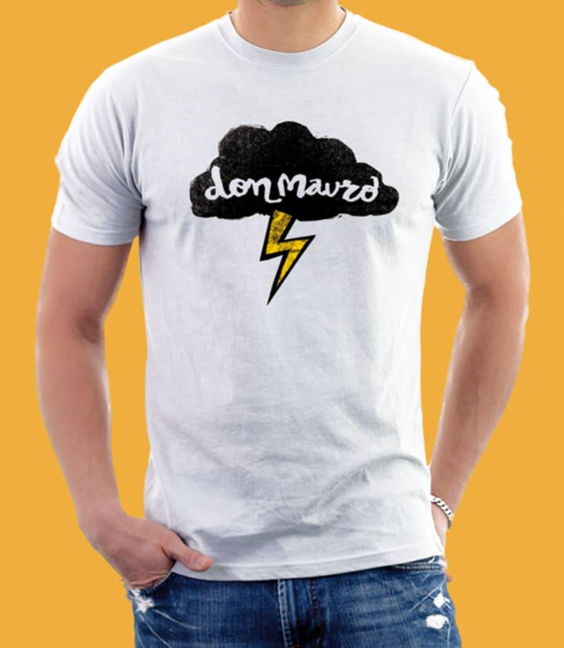 Camisetas Don Mauro 3