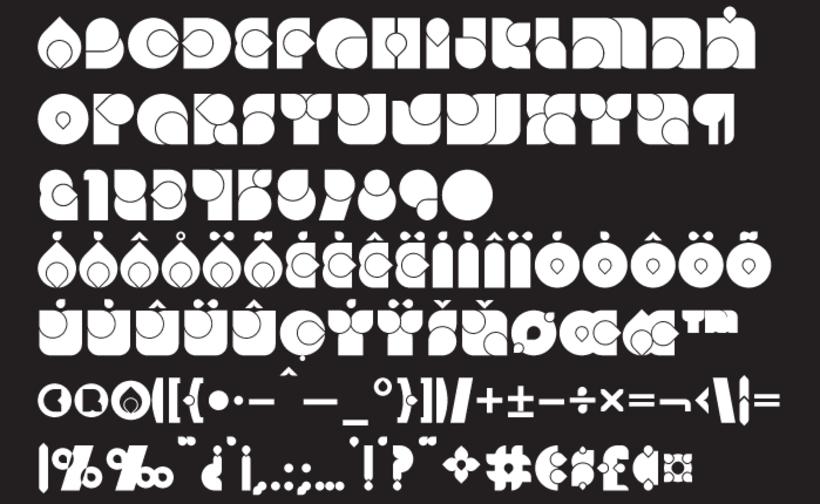 Jica font 3