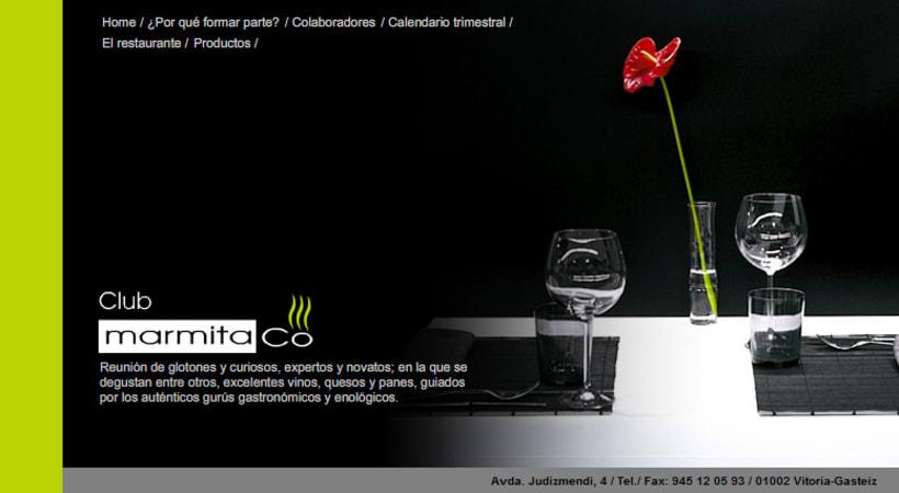 Restaurante Marmitaco web 1